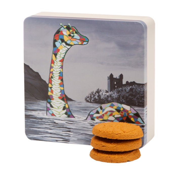 DEAN'S Lady McNessie All Butter Stem Ginger Cookies 150g