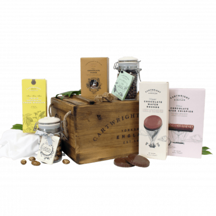 CARTWRIGHT & BUTLER The Chocolate Hamper