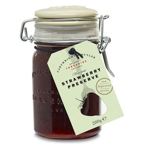 CARTWRIGHT & BUTLER Strawberry Preserve 280g
