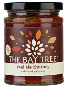 THE BAY TREE Real Ale Chutney 320g