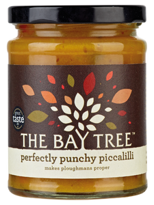 THE BAY TREE Perfectly Punchy Piccalilli 290g