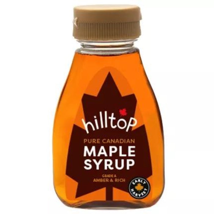 HILLTOP Amber & Rich Maple Syrup 230g