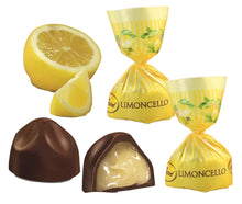 CAFFAREL Limoncello window ballotin 120gr