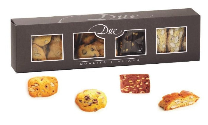 DUE Assorted Biscuits Box 400GR