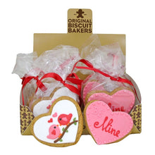 ORIGINAL BISCUIT BAKERS Love Birds & Be Mine Biscuits 35g