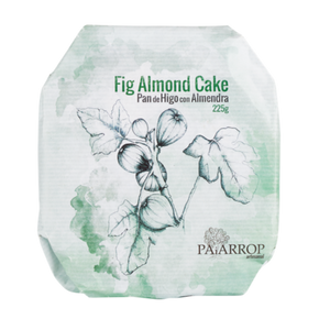 PAIARROP Fig and Almond Wheel 225g