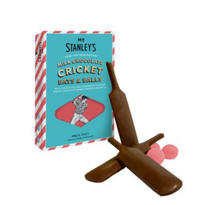 MR STANLEYS Cricket balls & Bats 48g