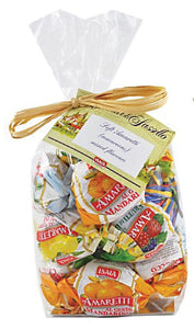 ISAIA Mixed Fruit Amaretti 215GR