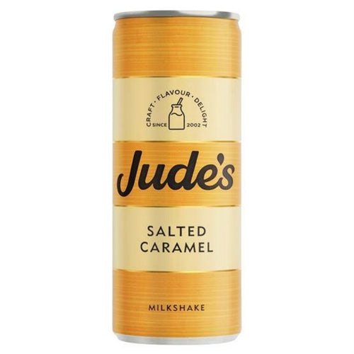JUDE'S Salted Caramel Milk Shake 250ml