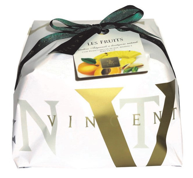 VINCENTE Les Fruits Panettone 750GR