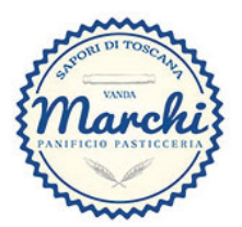 MARCHI Chocolate Cantuccioni bag 300GR