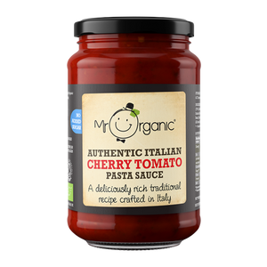 MR ORGANIC Authentic Italian Cherry Tomato Pasta Sauce 350g