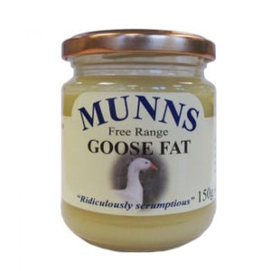 MUNNS & SON British Goose Fat 150g