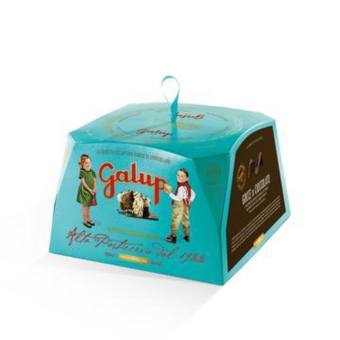 GRAN GALUP Panettone with Chocolate Drops 750g