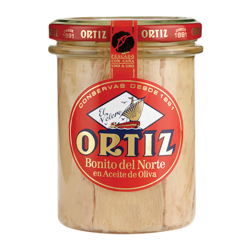 ORTIZ BONITO in Olive Oil 220g