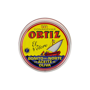 ORTIZ BONITO Tuna in Olive Oil 250g