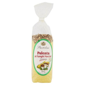 BARTOLINI Polenta with Porcini Mushrooms Quick Cook 300g