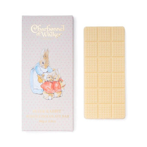 CHARBONNEL ET WALKER Peter Rabbit White Chocolate Bar 80g