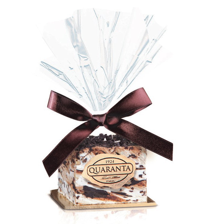 QUARANTA Chocolate Soft Nougat 130gr