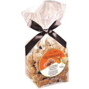 QUARANTA Caramelized Almond & Amaretto 150gr