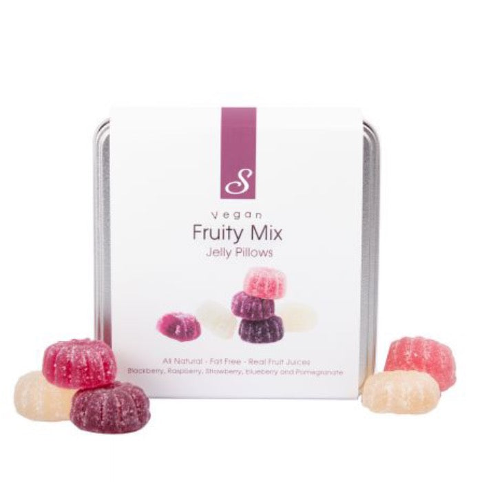 SWEET LOUNGE Fruity Mix Soft Jelly Pillows 230g