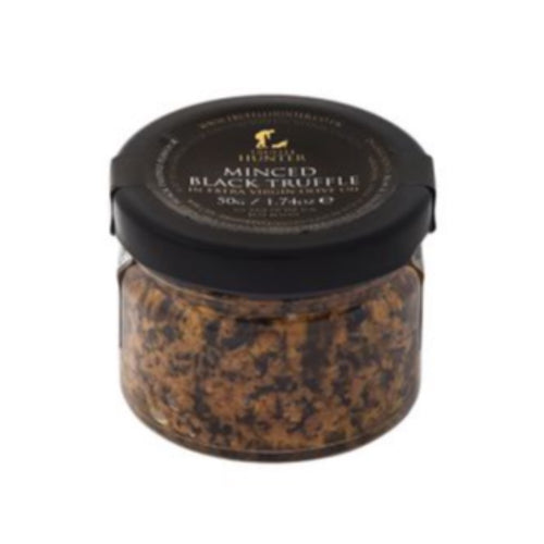 TRUFFLEHUNTER Minced Black Truffle 50g