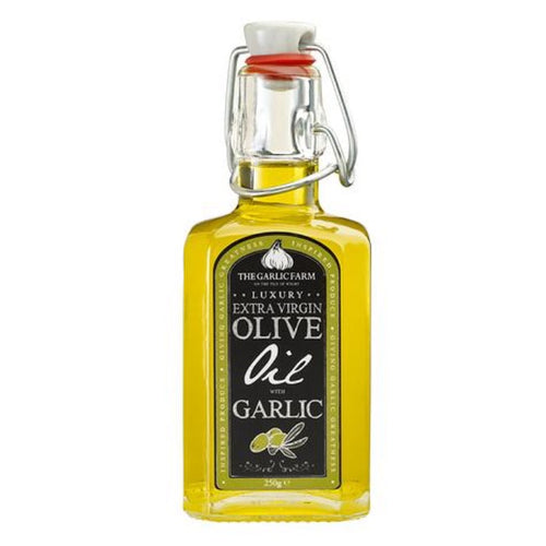 THE GARLIC FARM Olive Oil with Garlic 250ml