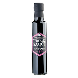 THE GARLIC FARM Teriyaki Sauce with Black Garlic 270g
