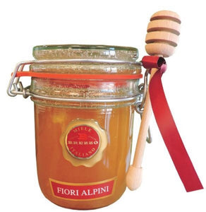 BREZZO Wildflower Honey from the Alps 400g