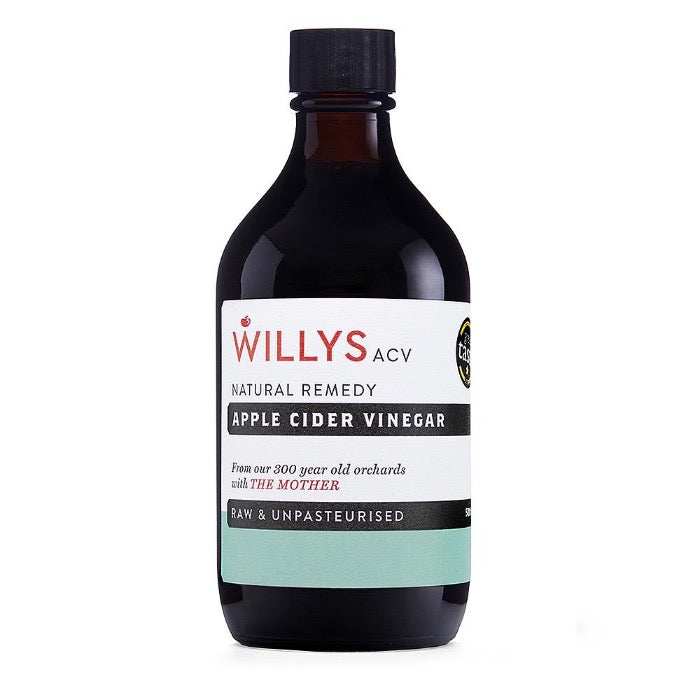 WILLY'S Apple Cider Vinegar 500ml