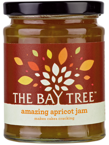 THE BAY TREE Amazing Apricot Jam 340gr