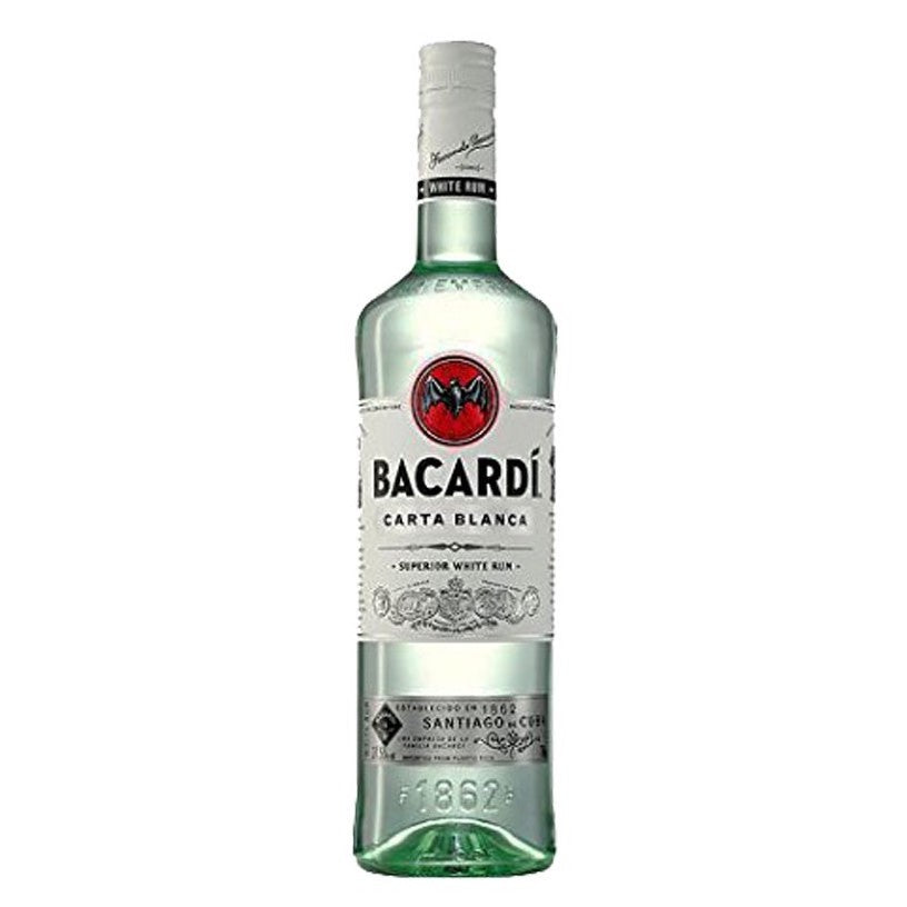 BACARDI Carta Blanca Superior White Rum 70cl