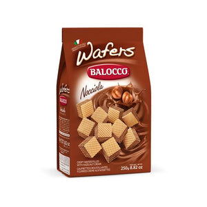 BALOCCO WAFERS HAZELNUT 250GR