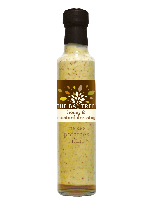 THE BAY TREE Honey & Mustard Dressing 250gr