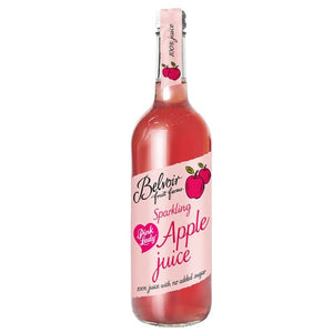 BELVOIR Sparkling Pink Lady Apple Juice 750ml