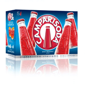 CAMPARI SODA 5 pack x 9.8cl