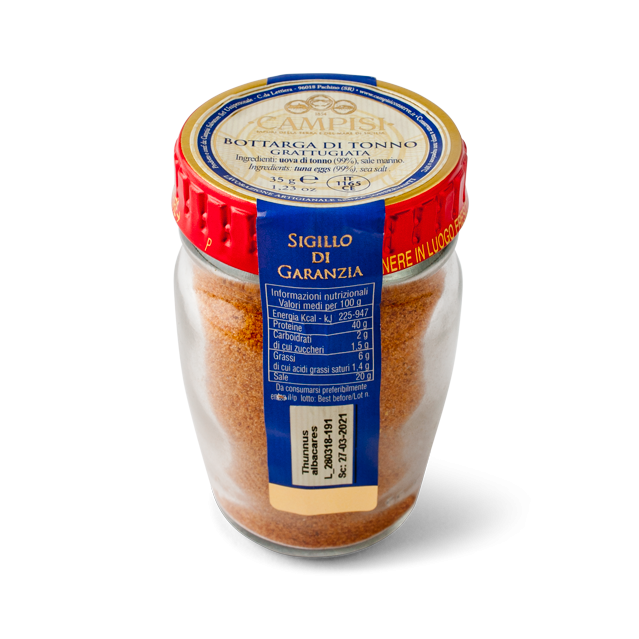 CAMPISI Grated Bottarga 35g
