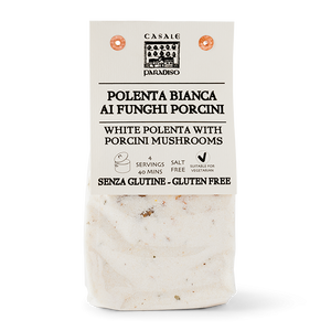 CASALE PARADISO White Polenta with Porcini 300gr