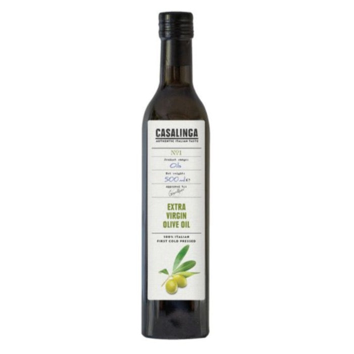 CASALINGA Italian Extra Virgin Olive Oil 500ml