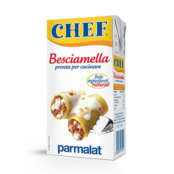 CHEF Bechamel 500ml