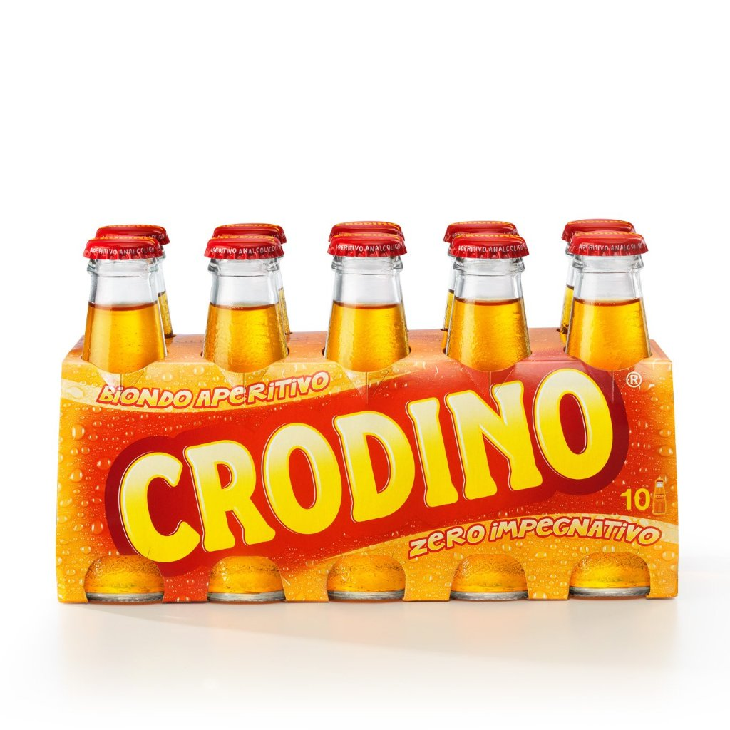 CRODINO 10cl PACK 10 Bottles