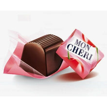 FERRERO Mon Cheri Cherry Liqueur Chocolates 16 pieces box