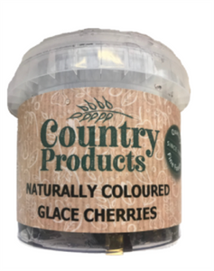 COUNTRY PRODUCTS Glace Cherries 200g