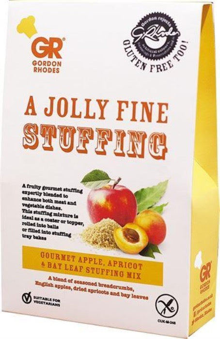 GORDON RHODES GF Apple Apricot & Bay Stuffing 125g