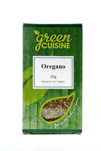 GREEN CUISINE Oregano 20g