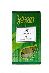 GREEN CUISINE Bay Leaves 10g