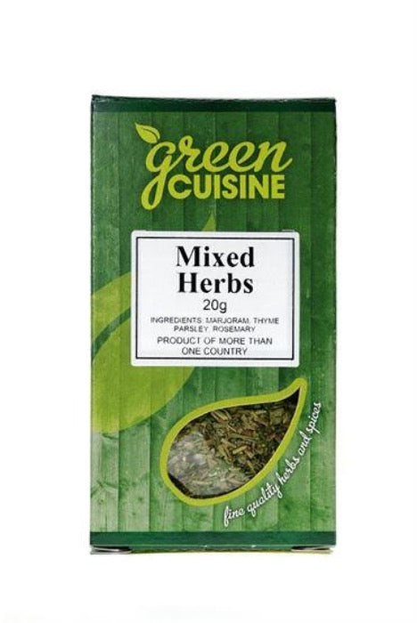 GREEN CUISINE Mixed Herbs 20g