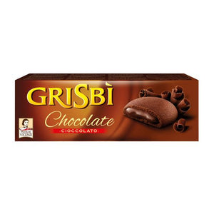 GRISBI BISCUITS CHOCOLATE 150GR