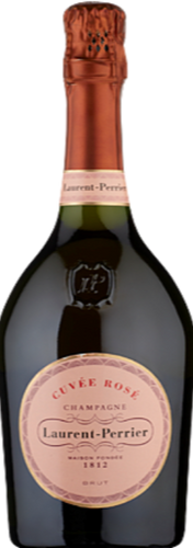 LAURENT-PERRIER Cuvée Rosé Brut NV