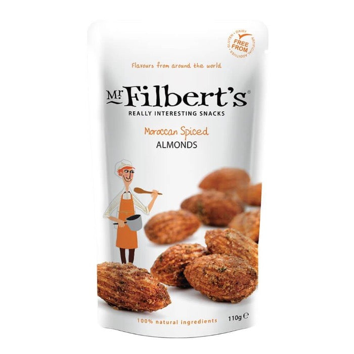 MR FILBERT'S Moroccan Spiced Almonds 110g
